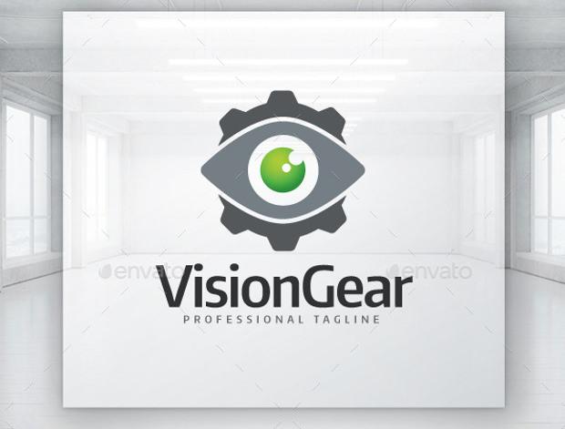 vision eye gear logo