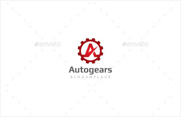 auto gears logo