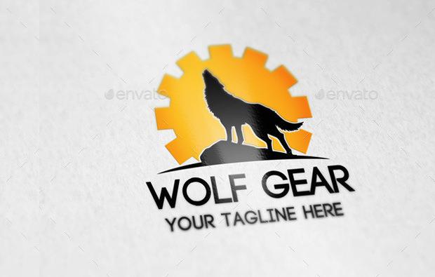 Wolf Gear Logo