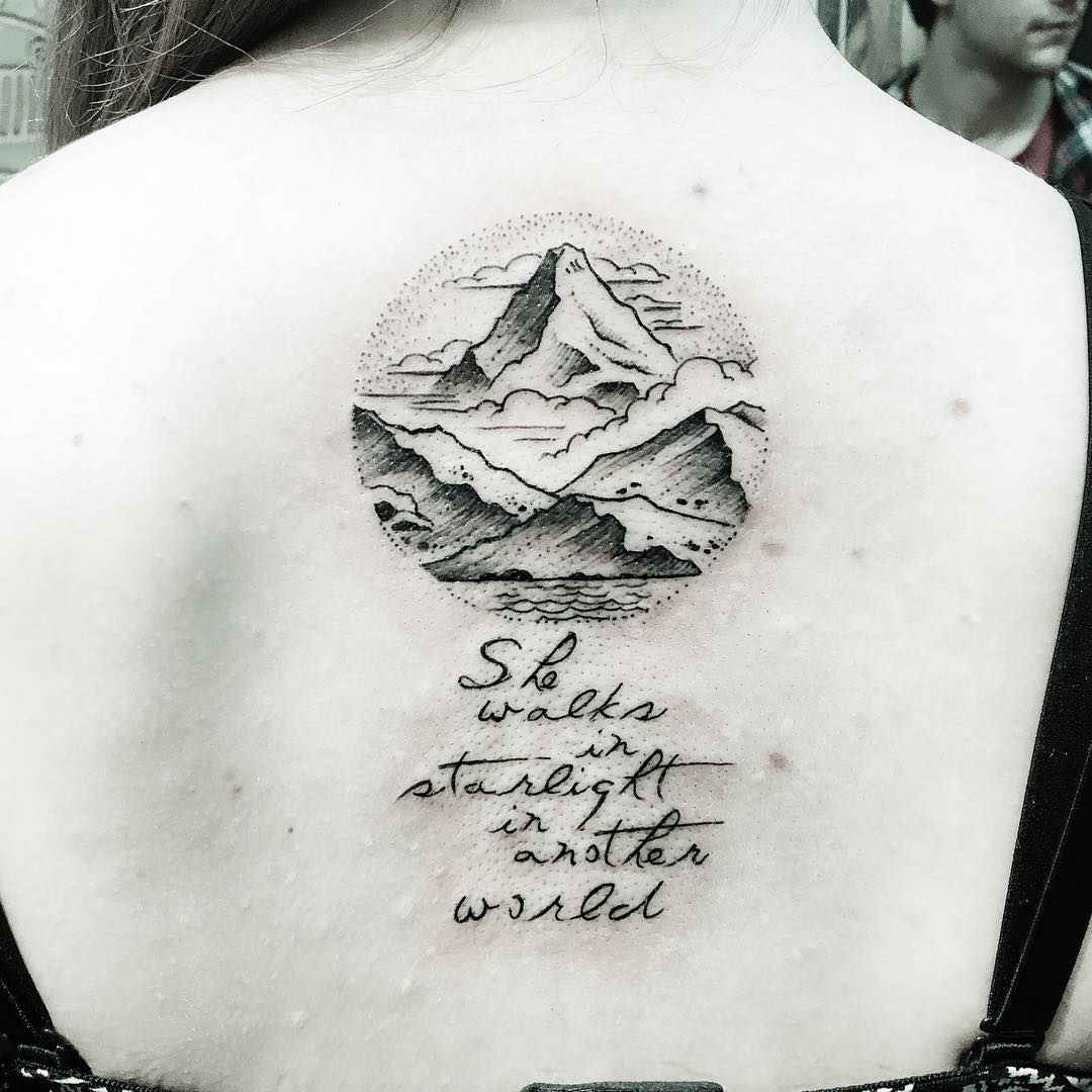 23+ Spine Tattoo Designs, Ideas   Design Trends