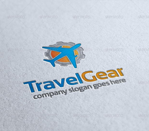 Travel Business Logo