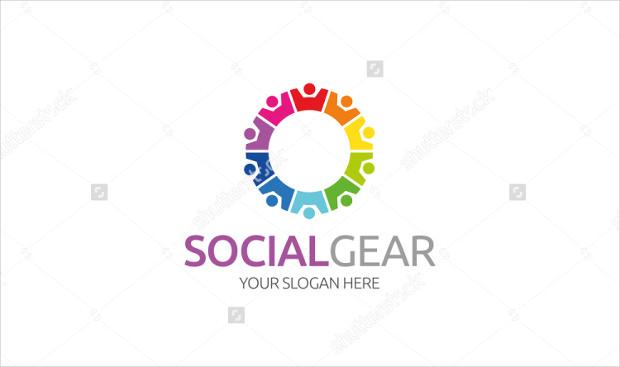 colorful social gear