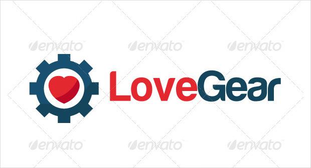 creative love gear logo