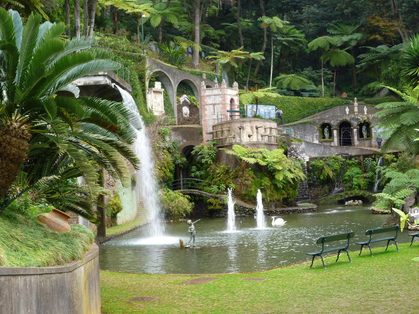 Monte Palace Tropical Gardens%0A