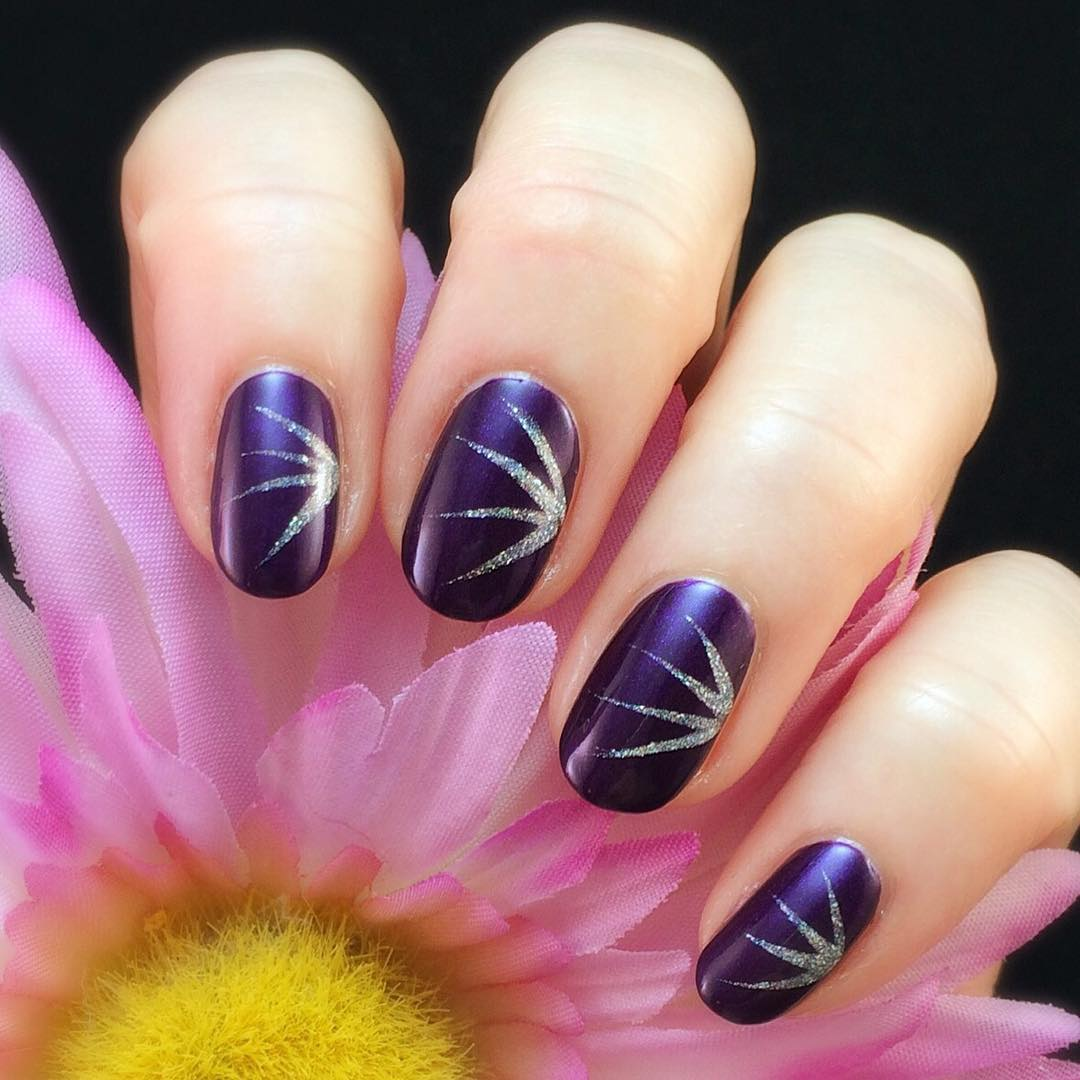 Simple Nail Designs: 23+ Simple Short Nail Art Designs, Ideas