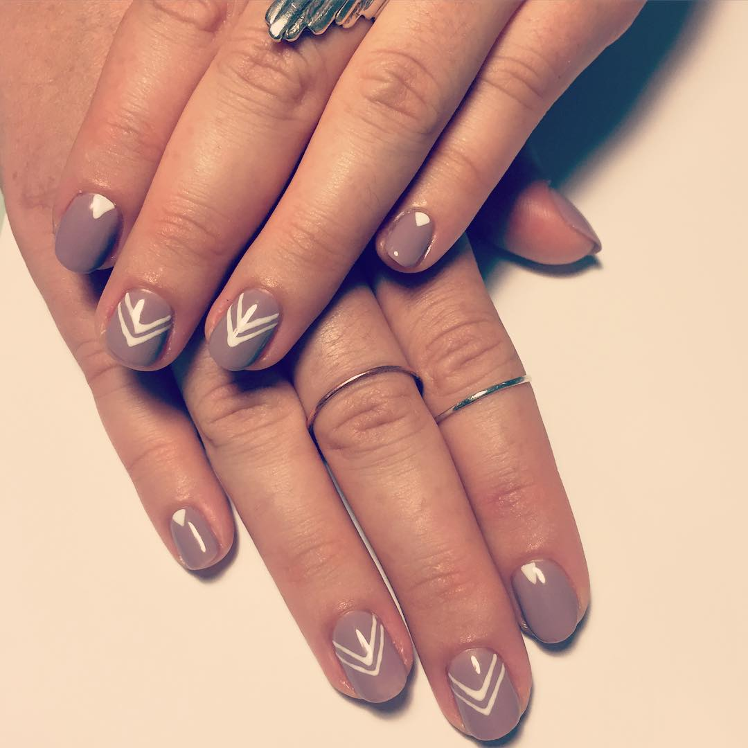 Simple Nail Designs | Graham Reid