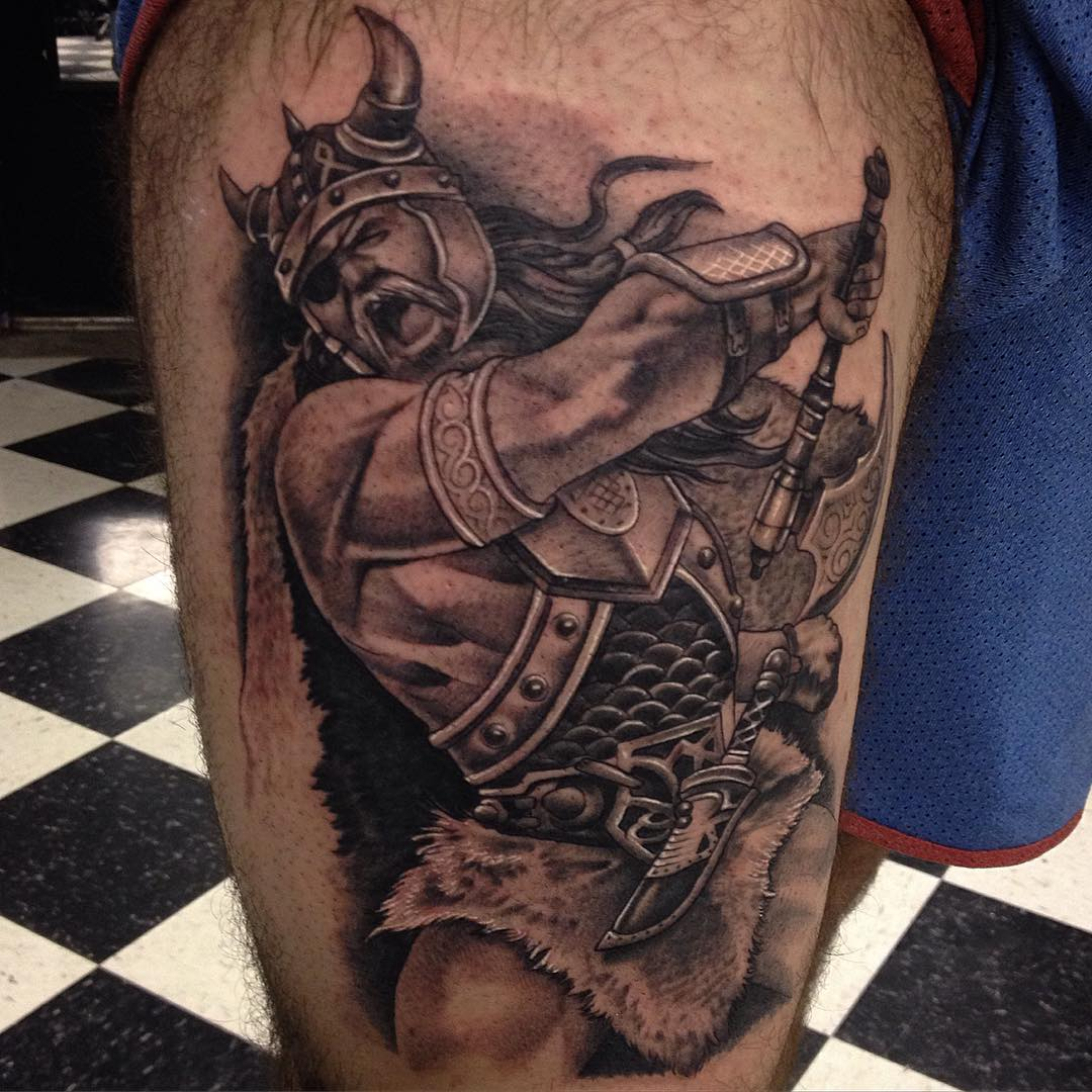 25+ Viking Tattoo Designs, Ideas | Design Trends