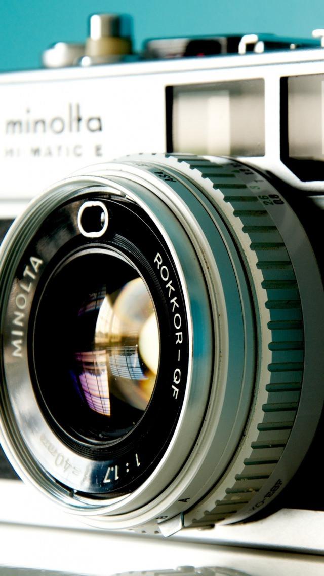 minolta camera logo brand