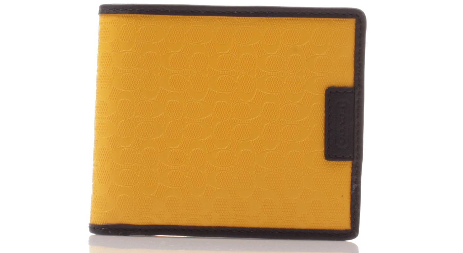 yellow wallet for men