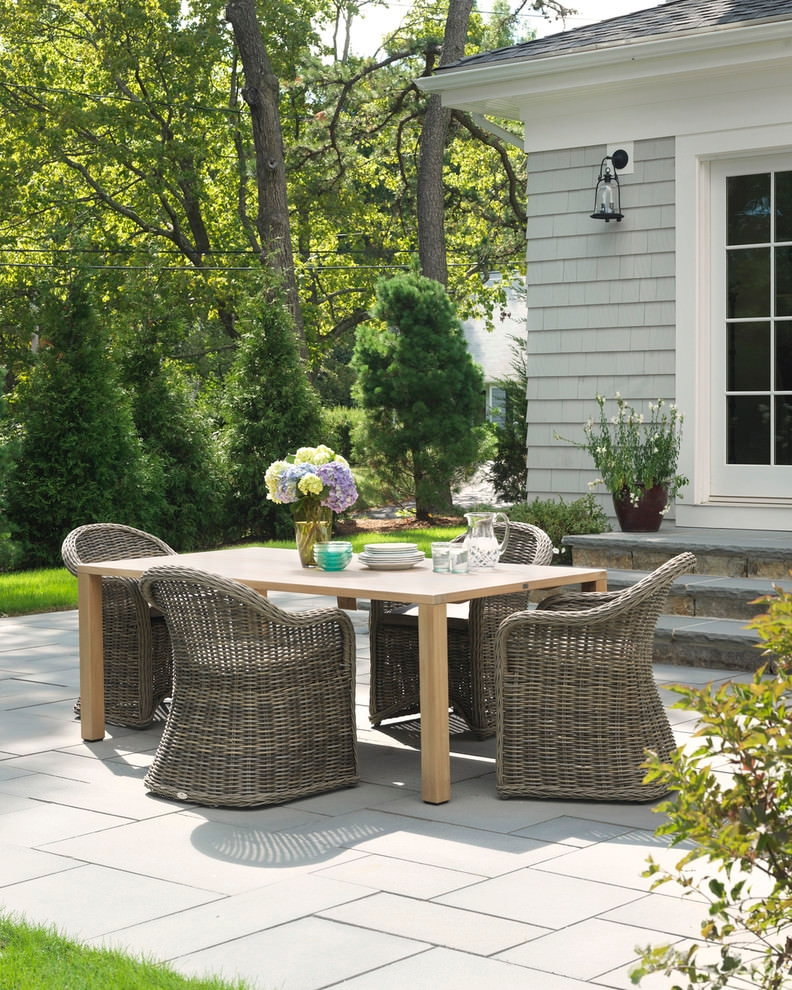 23+ Simple Patio Designs, Decorating Ideas | Design Trends ... on Basic Patio Ideas id=72695