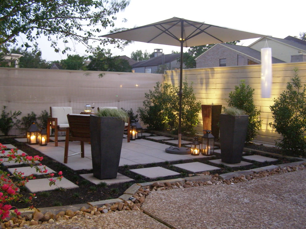 23+ Simple Patio Designs, Decorating Ideas | Design Trends ... on Basic Patio Ideas id=17705
