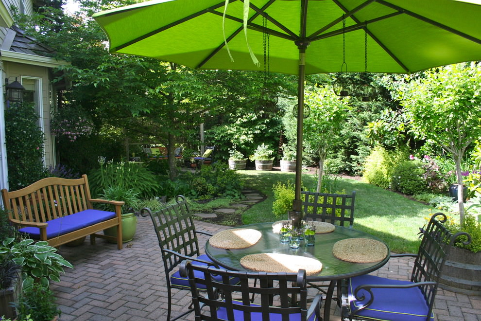 Nice Classic Patio Design Ideas