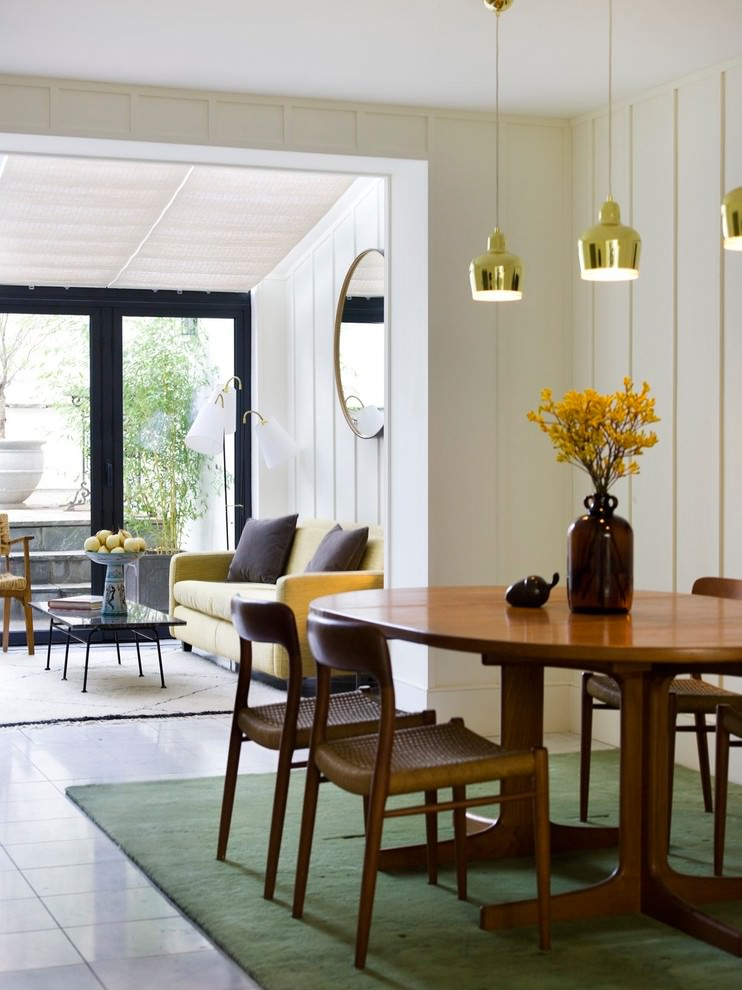 25 contemporary dining rooms desings dining rooms for Design your dining room