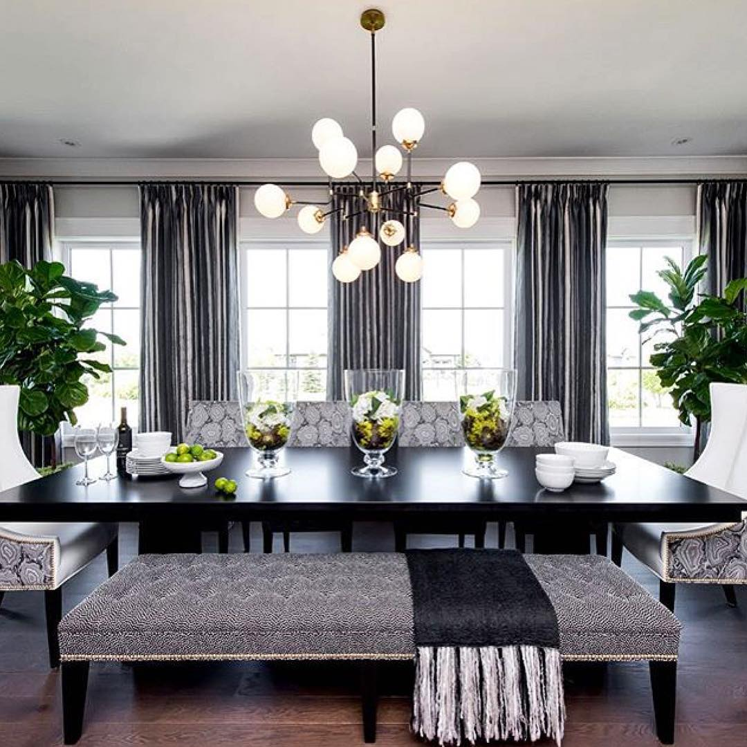 Modern Traditional Dining Room: 25+ Contemporary Dining Rooms Desings