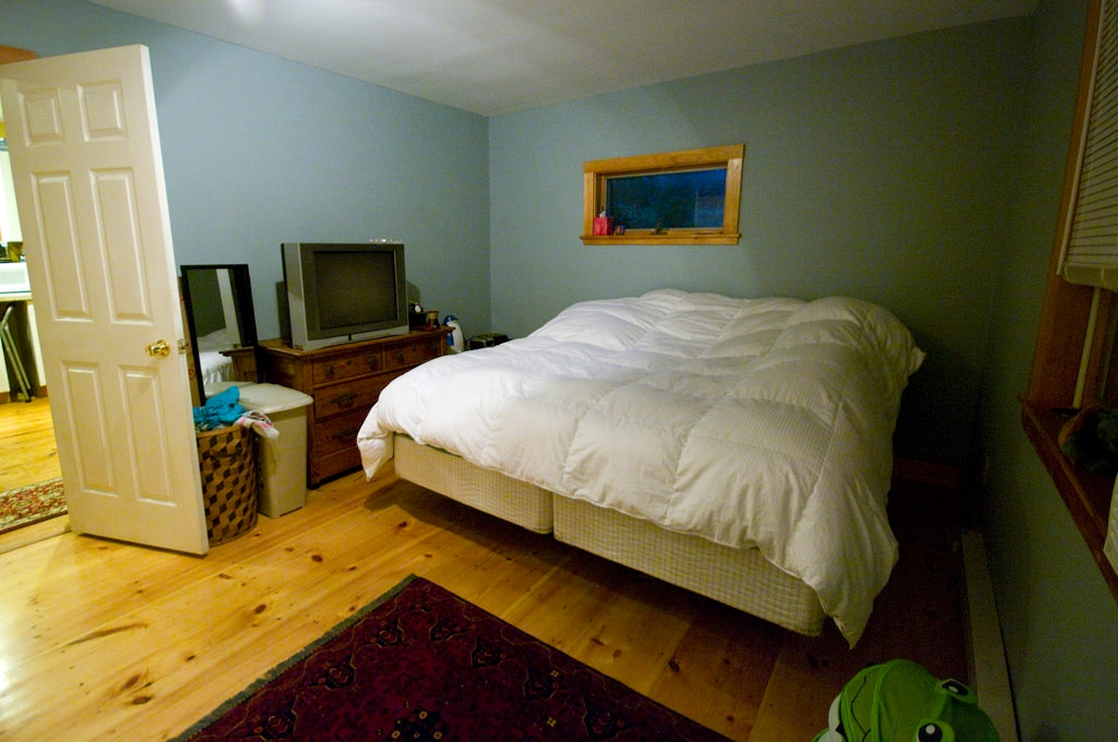 amazing farm house bed room