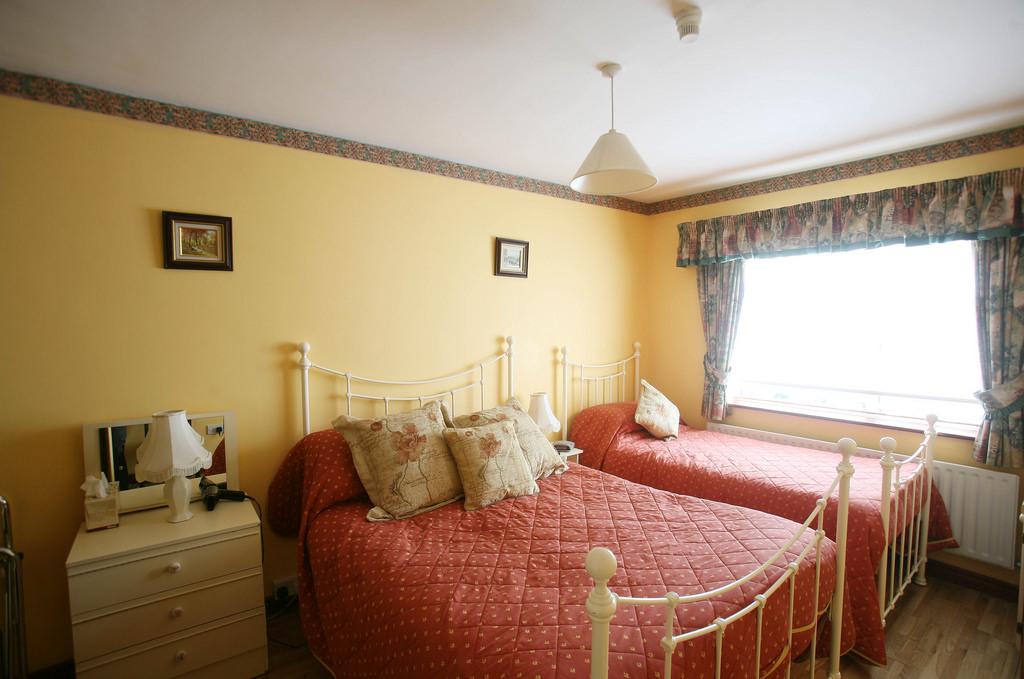 spacious farm house bed room
