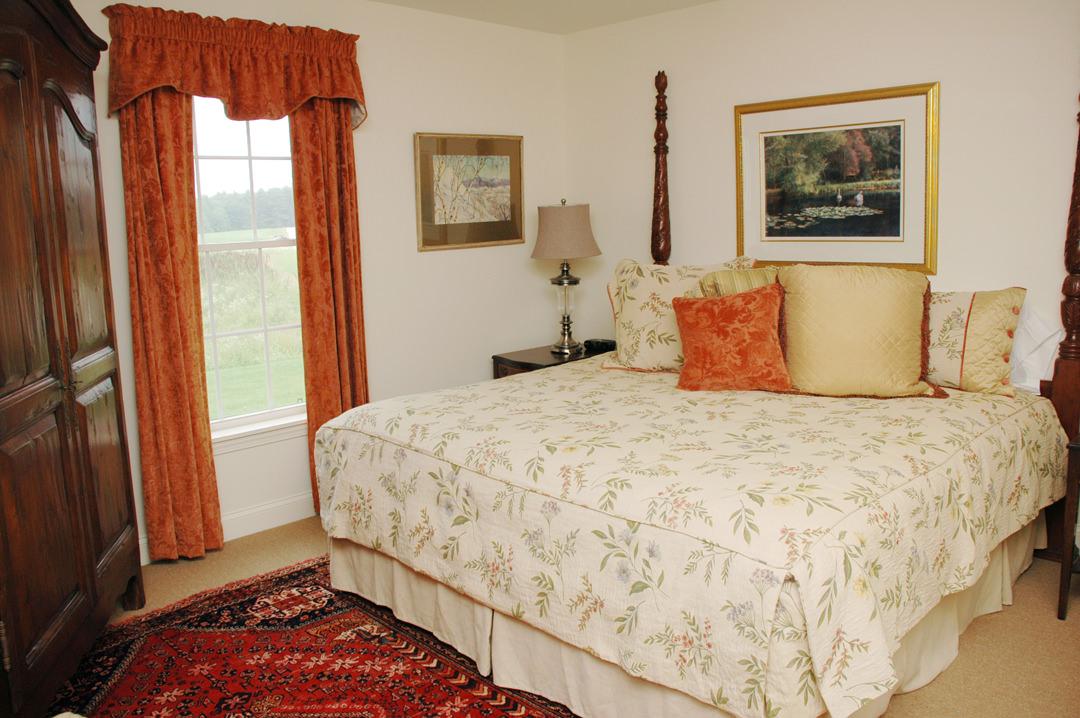 simple farm house bedroom design