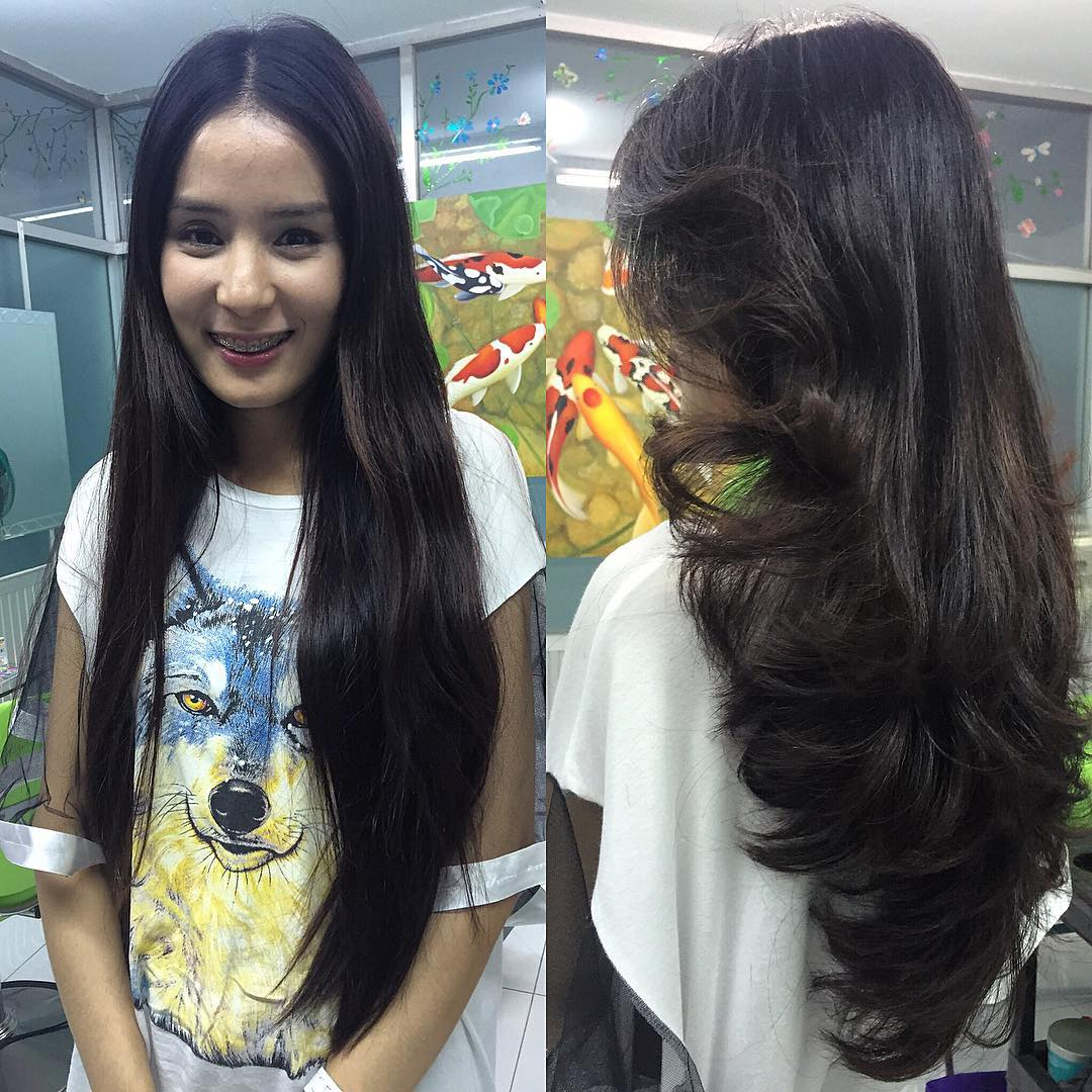 Long Layer Hairstyle