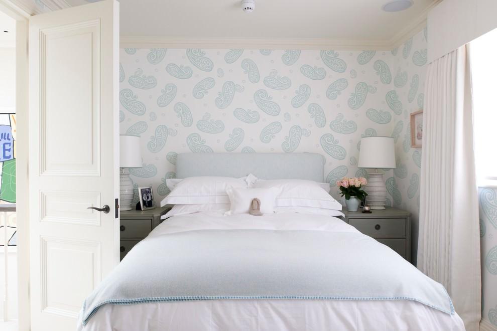 Classy Farm House Bed Room