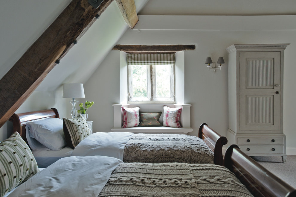 awesome farm house bed room