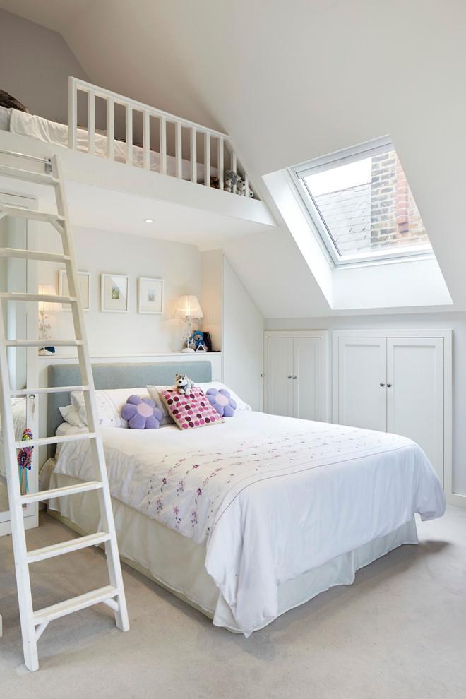 cozy custom farm house bedroom