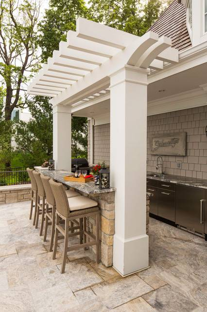 14an entertainers kitchen traditional patio