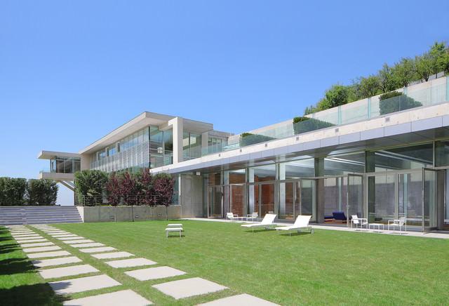 21tian shan mountain house contemporary patio