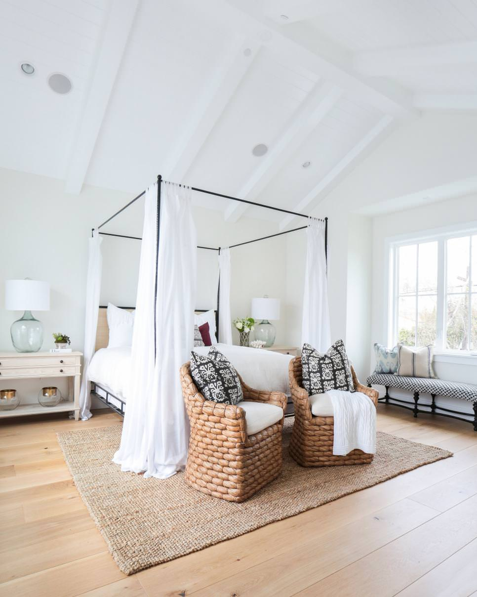 Gorgeous Farm House Master Bedroom