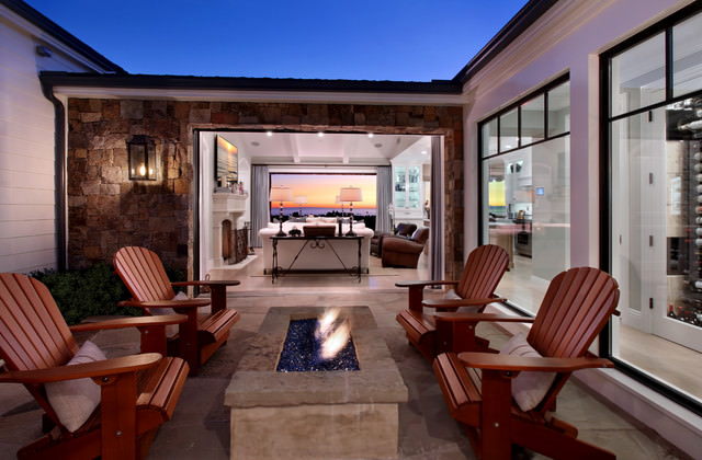 19harbor view custom traditional patio