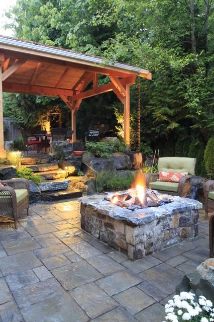 23alderwood landscape traditional patio