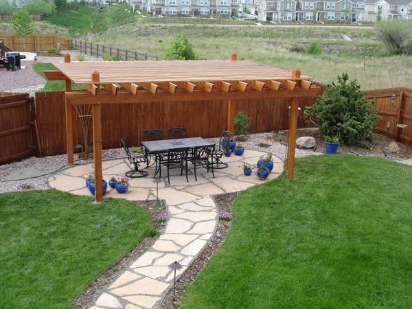 26 Outdoor Patio Designs Decorating Ideas Design