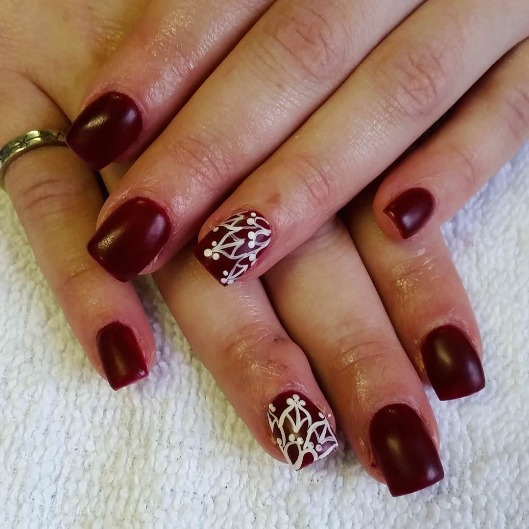 Classy Fall Nail Design - 24+ Fall Nail Art Designs, Idea Design Trends - Premium PSD