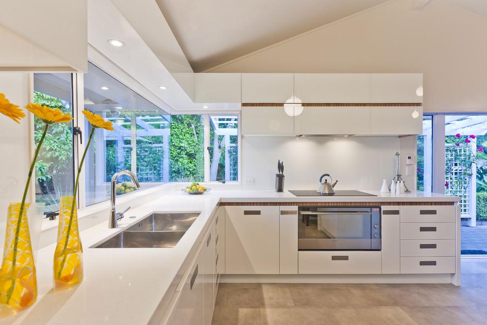 Stylish Kitchen Stainless Sink