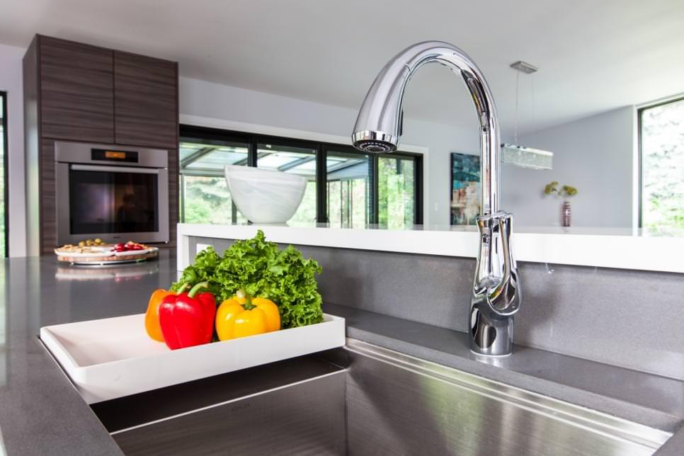 Cool Modern Kitchen Sink