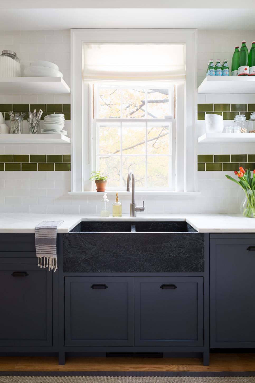 Custom Double Kitchen Sink