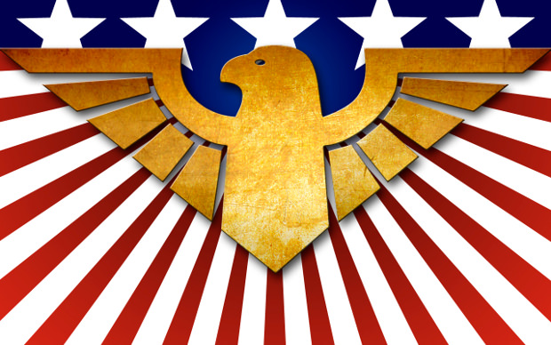 american design patriotic background