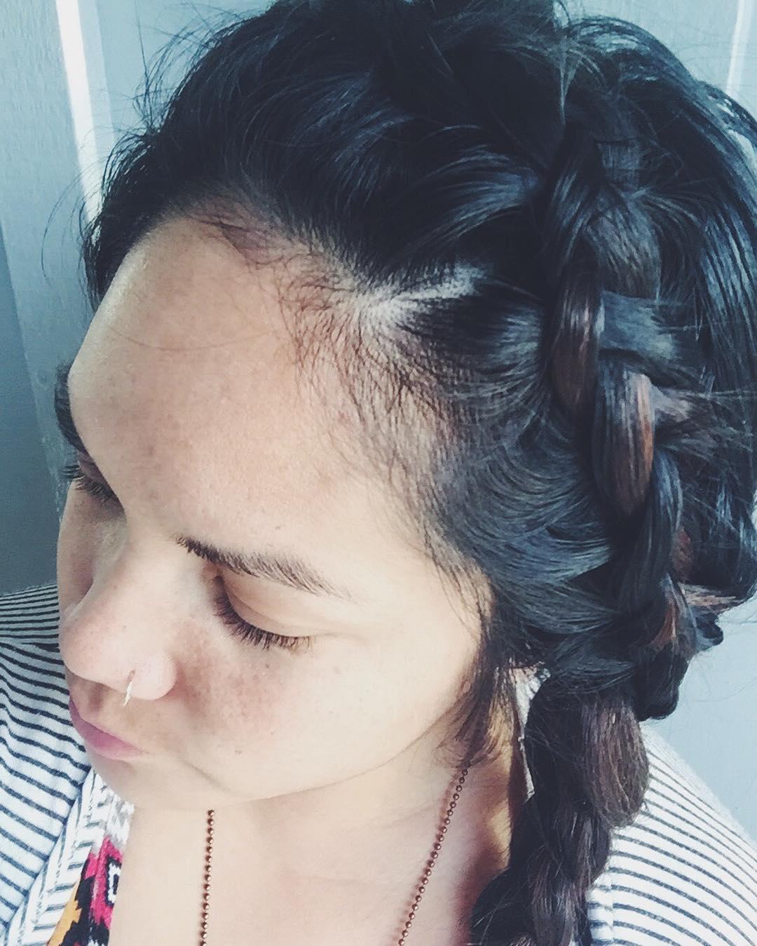 Cute Side Braid Hairstyle