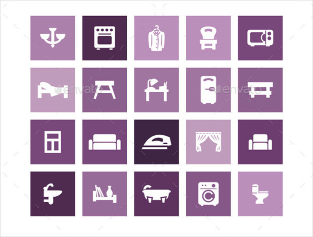 bundle of home icons2