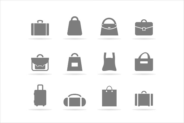 Bag an icon Download