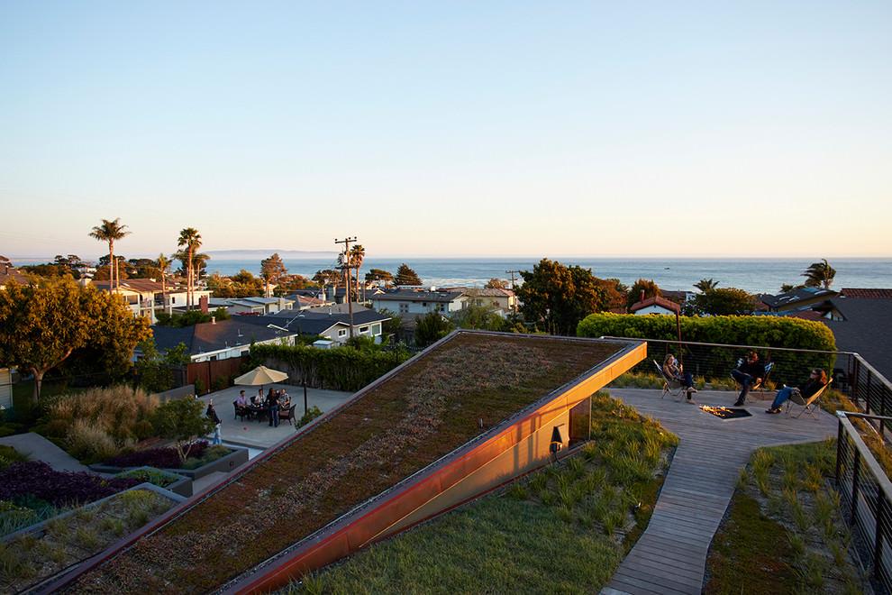 scenic roof top gardens