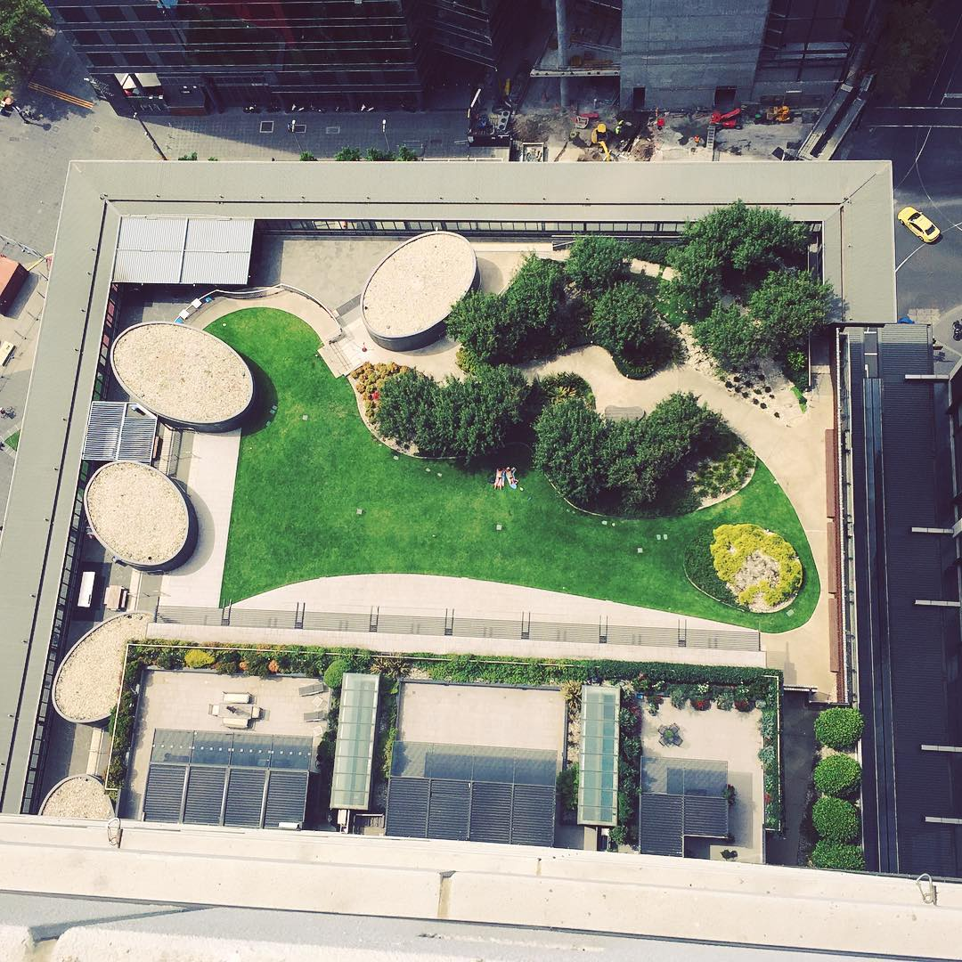 Awesome Secret Roof top Garden