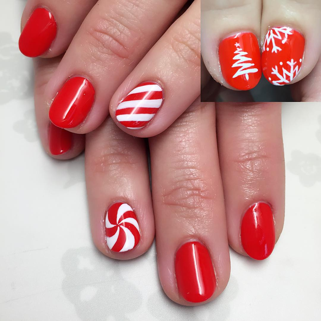 Candy Nail Design Trend