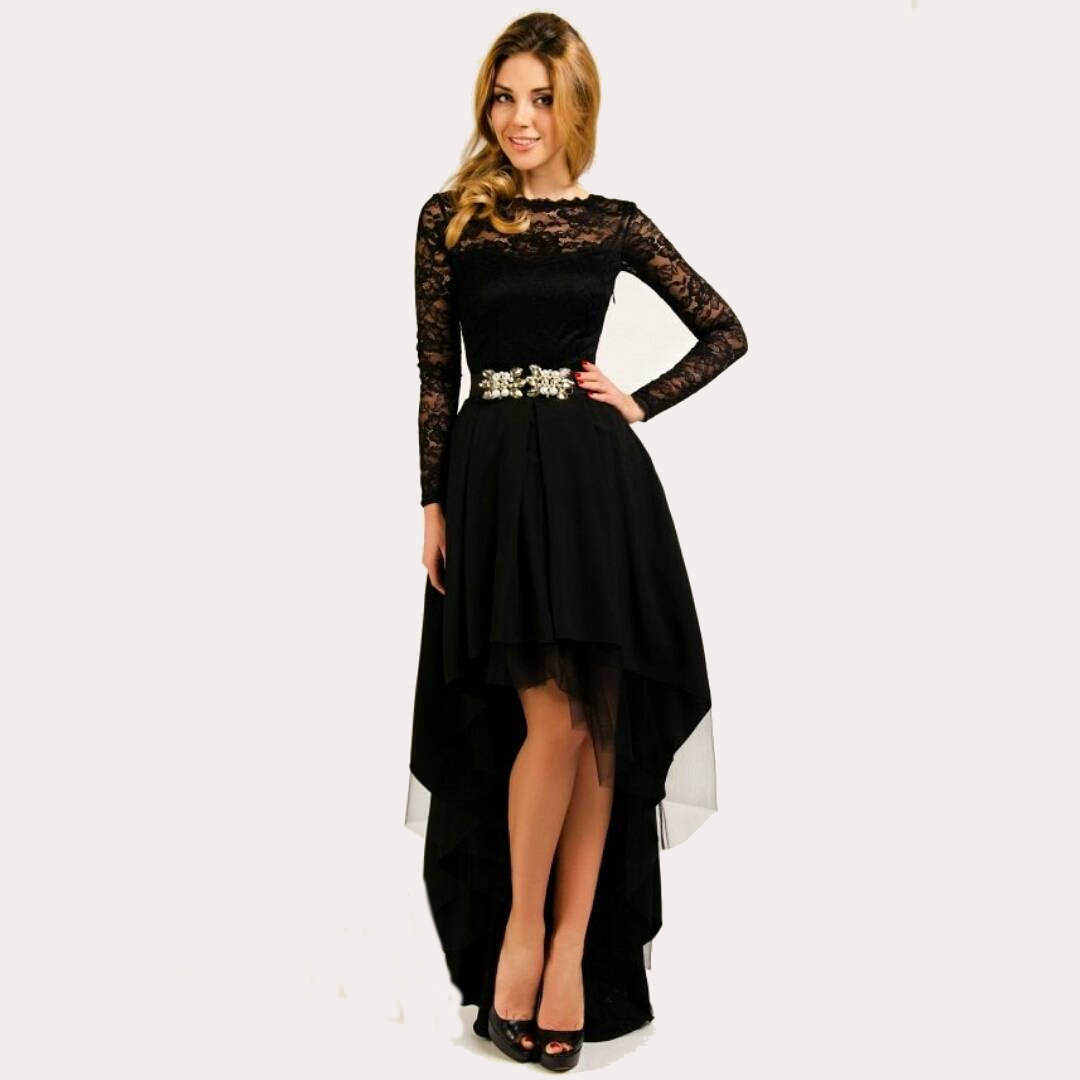 Image result for black colour dress photo