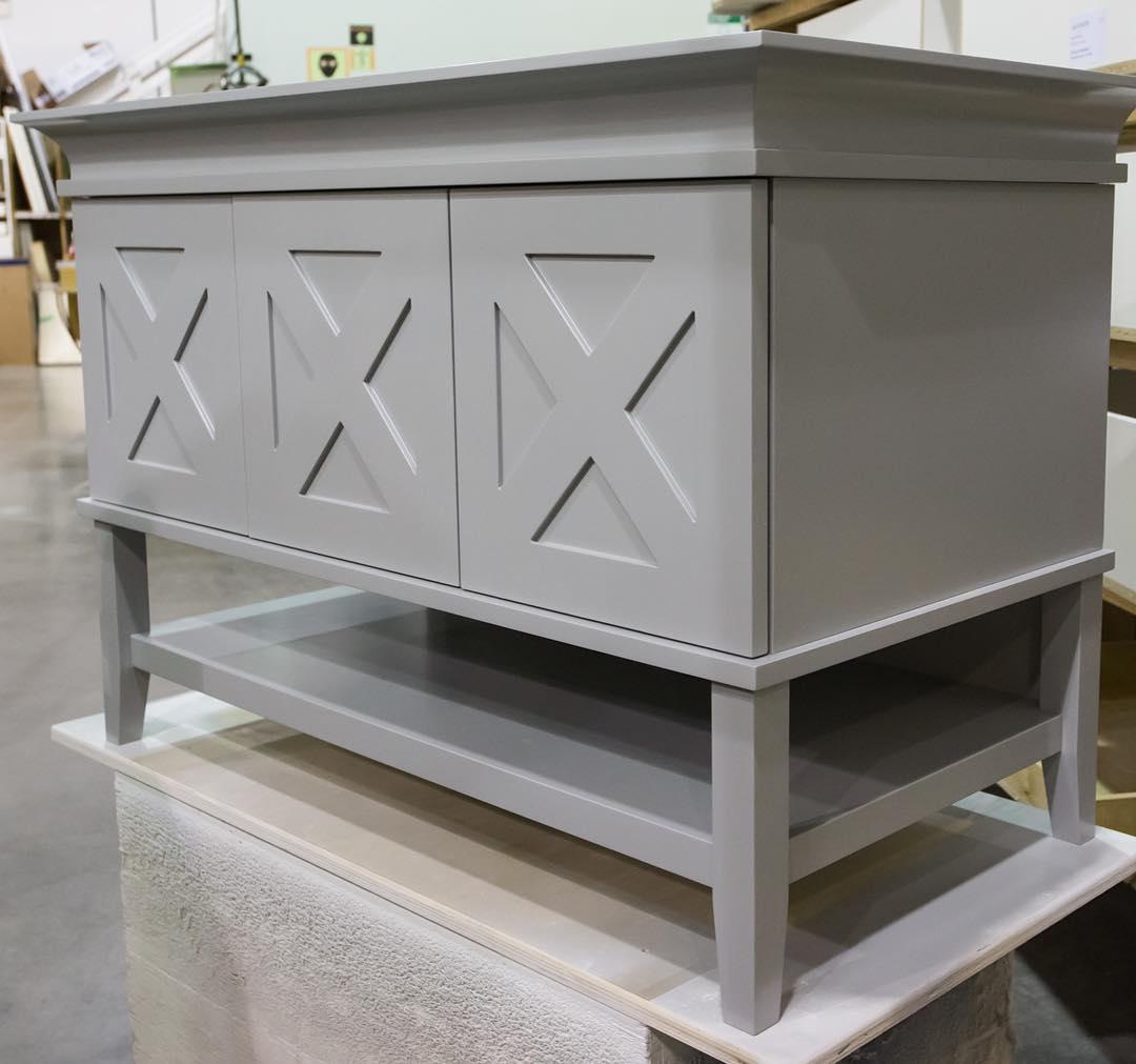 Amazing Grey Cabinets
