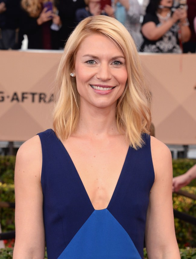 Claire Danes bob hairstyle