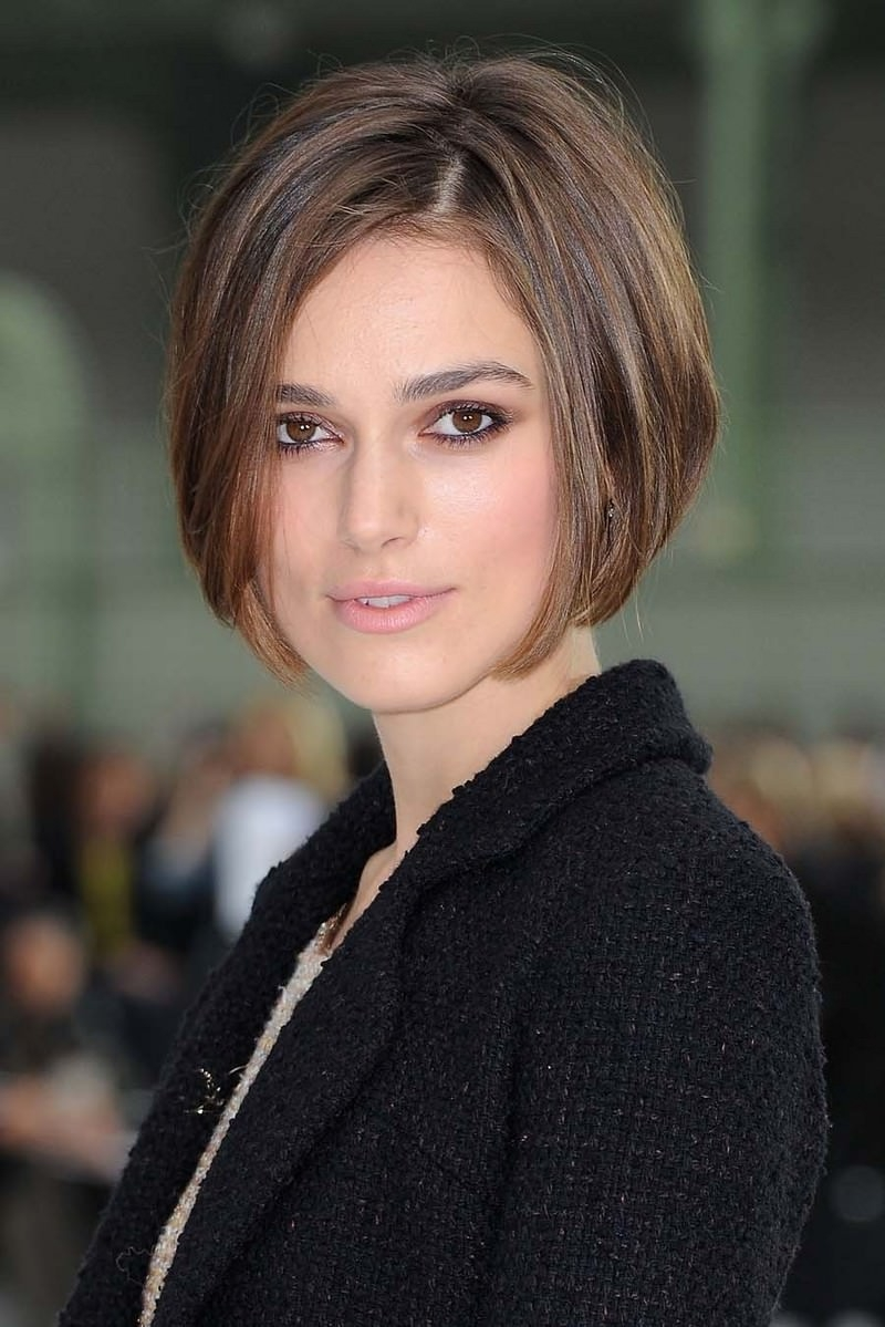 keira knightly with edge haircut