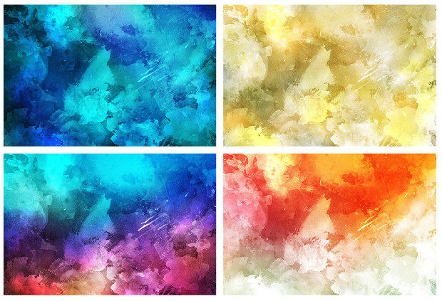 splash watercolor background