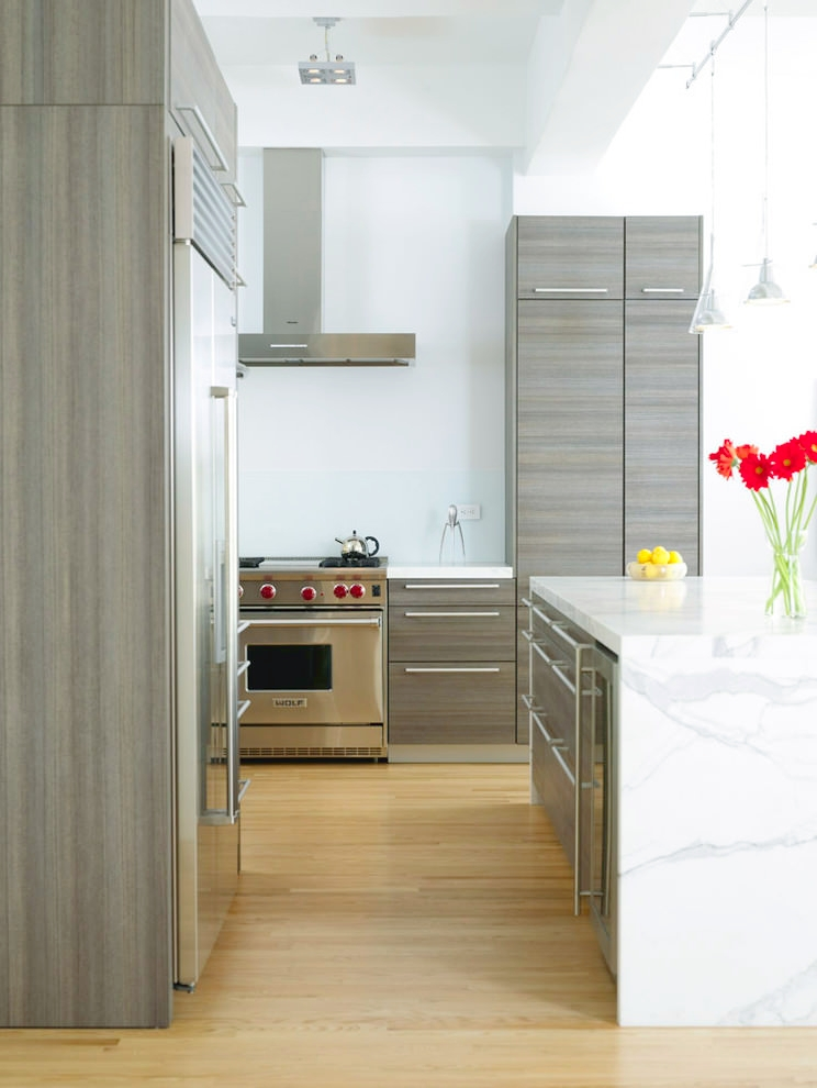modern stylish kitchen cabinets