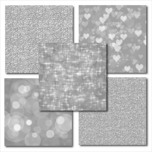 Commercial Use Silver Backgrounds