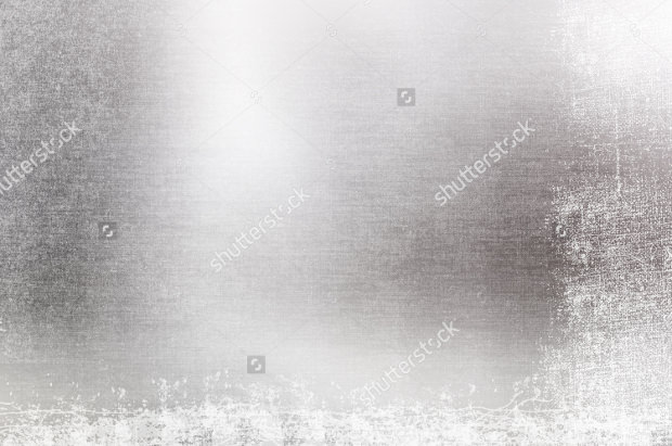 silver background with boken lights
